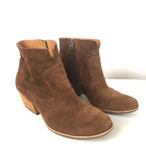 KORK EASE Sherrill Ankle Boot Bootie Block heel